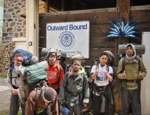 Leakin Park, Backpacking (© Baltimore Chesapeake Bay Outward Bound School)