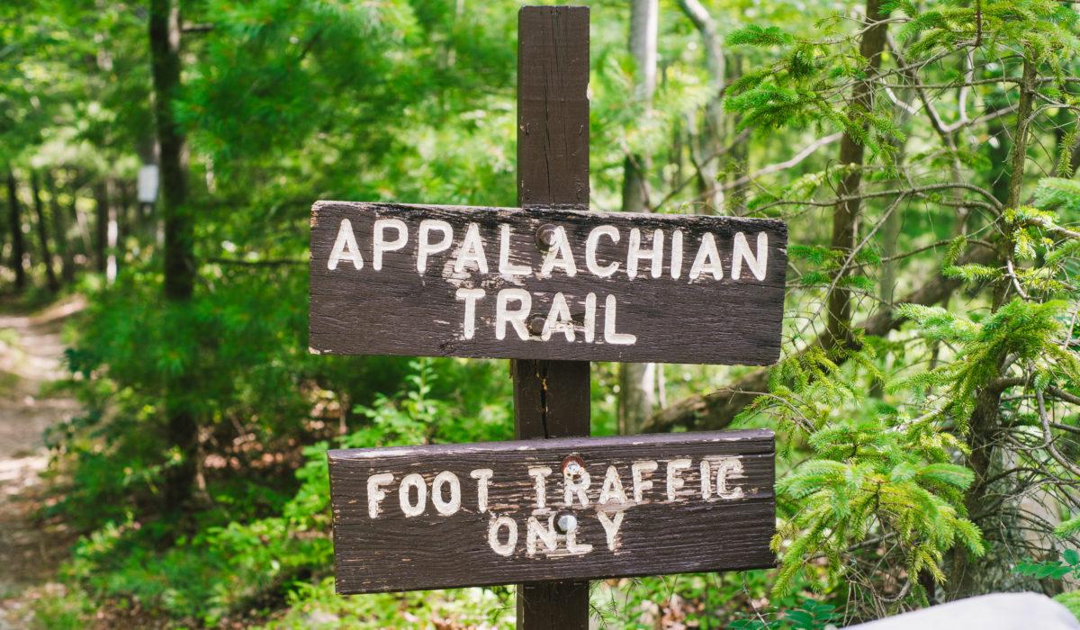 Appalachian Trail, Backpacking (© Baltimore Chesapeake Bay Outward Bound School)